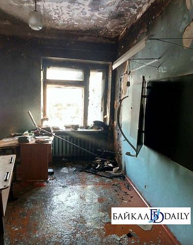 На учеников школы в Улан-Удэ совершено нападение