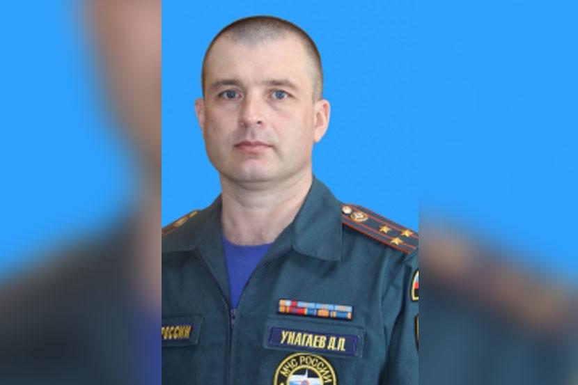 Замглавы МЧС Бурятии задержан за покровительство при пожарных проверках