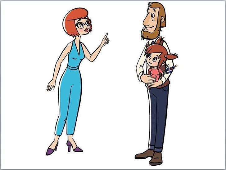 Это баг: Союзмультфильм объяснил отчество сестры дяди Федора