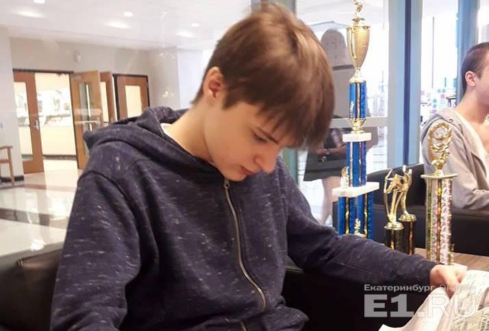 Школьник из Екатеринбурга, который умеет считать быстрее калькулятора, переехал в США