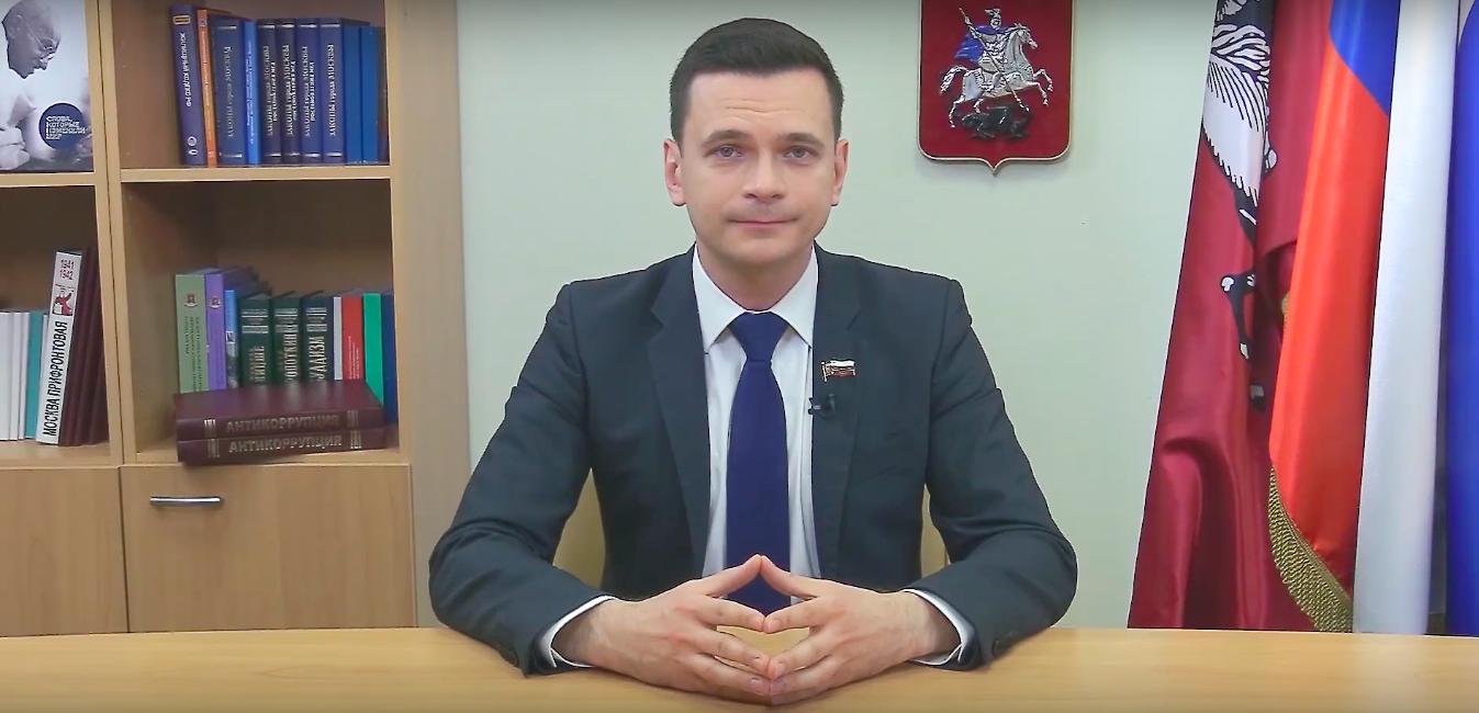 Илья Яшин объявил, что будет баллотироваться в мэры Москвы