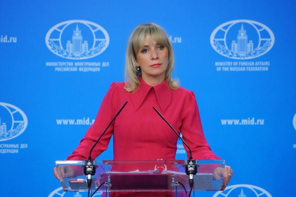 Мария Захарова рассказала об инциденте с Леонидом Слуцким, которого обвинили в домогательствах