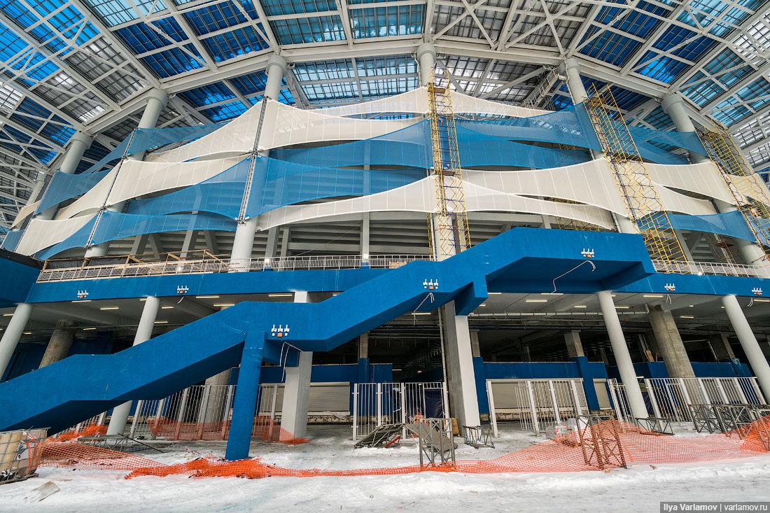 Как Нижний Новгород готовится к ЧМ-2018