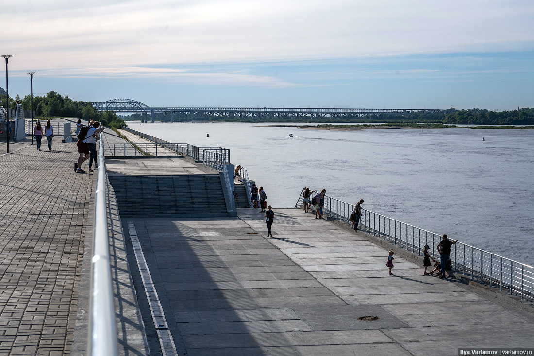 Каким был бы Нижний Новгород, если бы им управляли американцы