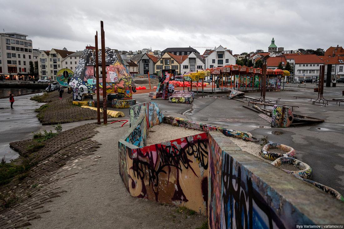 Ставангер: нефтяная столица Норвегии