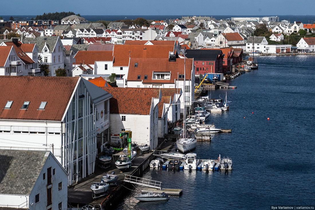 Как выживают простые норвежцы