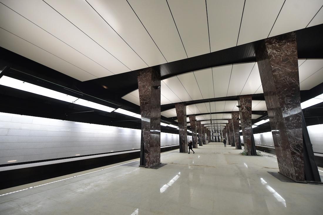 разбить бокал москва новые станции метро фото город