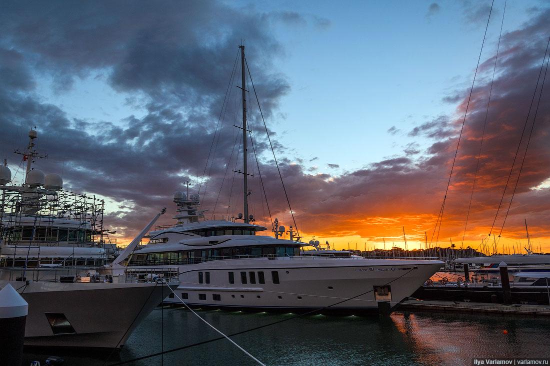 Окленд — новозеландское захолустье