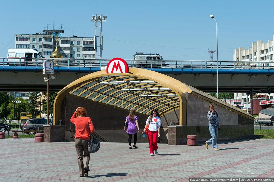 Омское метро – всё!