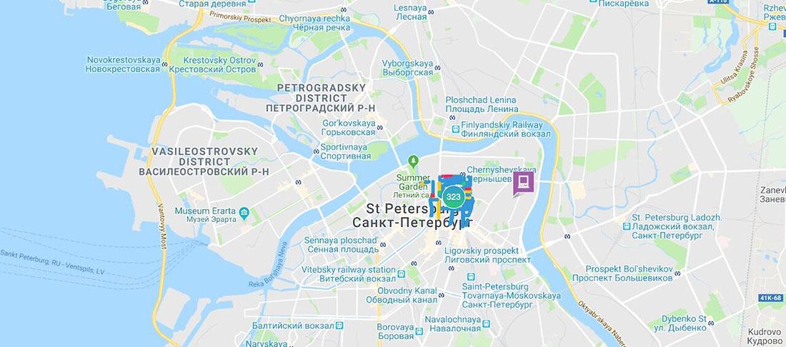 Когда в Петербурге будет порядок?