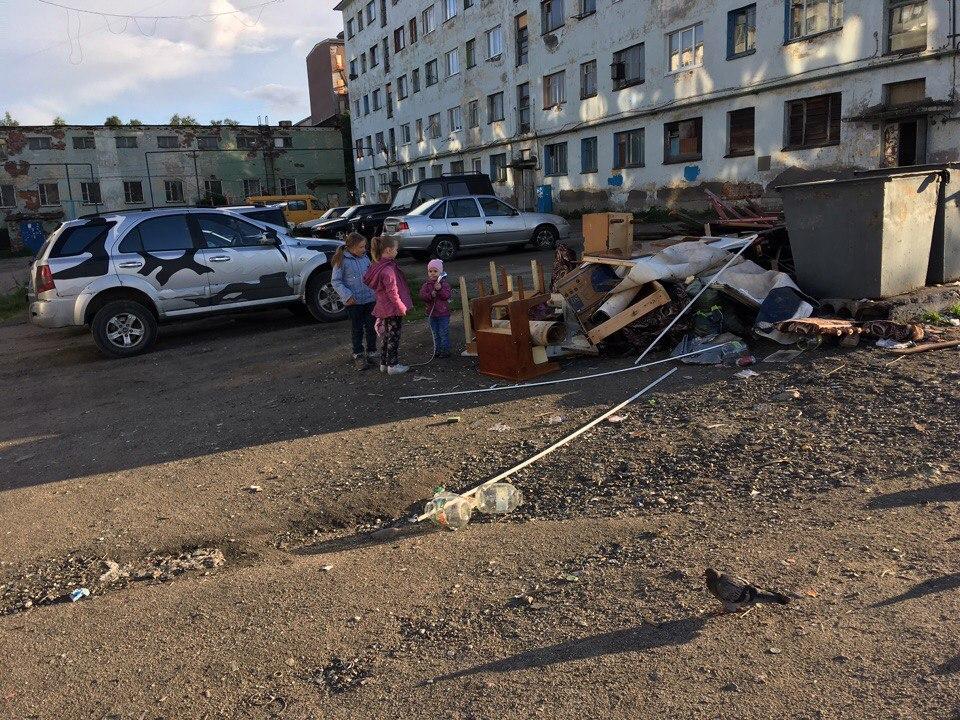 Формирование комфортных городских трущоб
