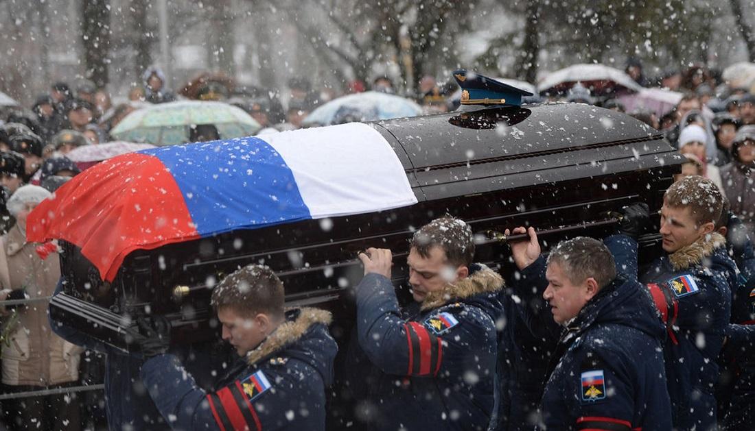 Сколько стоит умереть за Родину в России и в США
