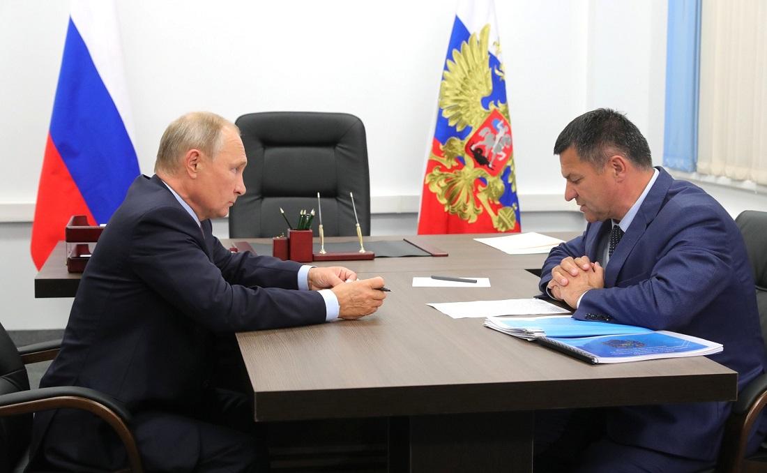 Хабаровский губернатор предложил сопернику навыборах должность