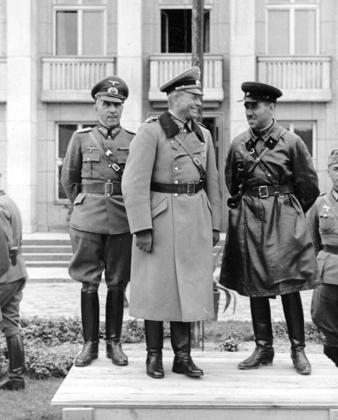 Рейхспрезидент и фюрер – лучшие друзья СССР
