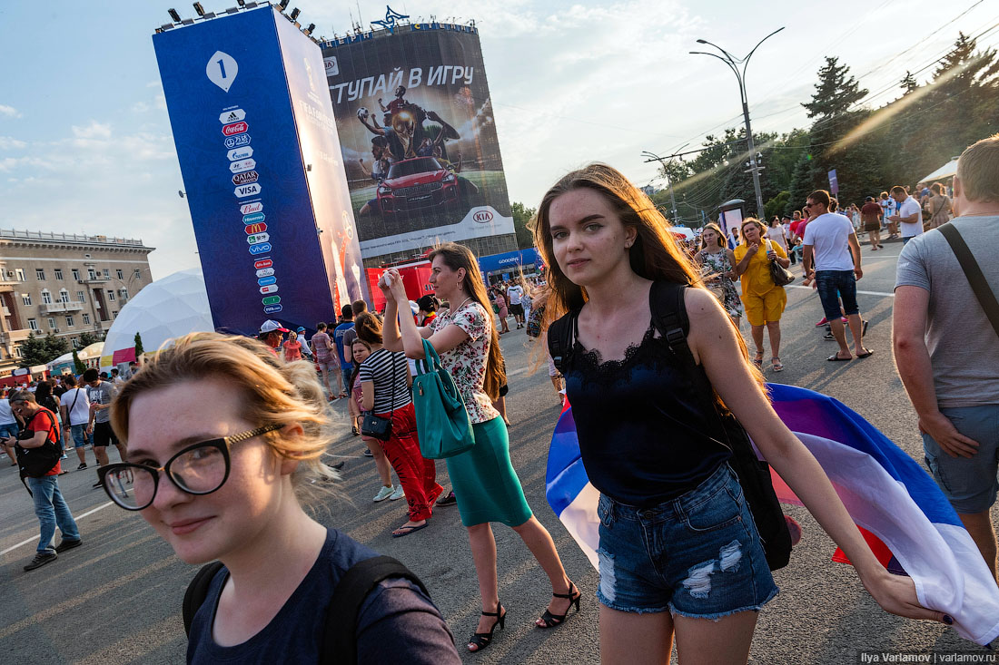 Ростов-на-Дону: на что потратили 100 миллиардов перед ЧМ