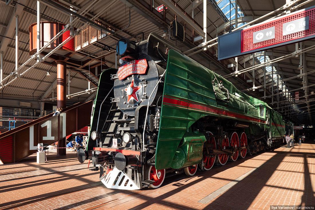 Как музей железных дорог в Петербурге преобразился за год