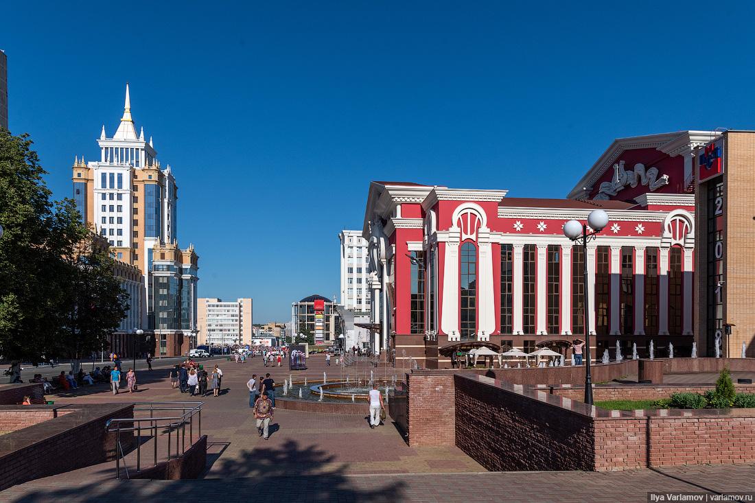 столица мордовии фото самом