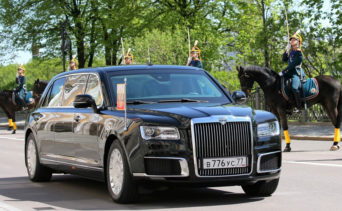 """Убийца """"Роллс-Ройса"""": русский автомобиль №1"""