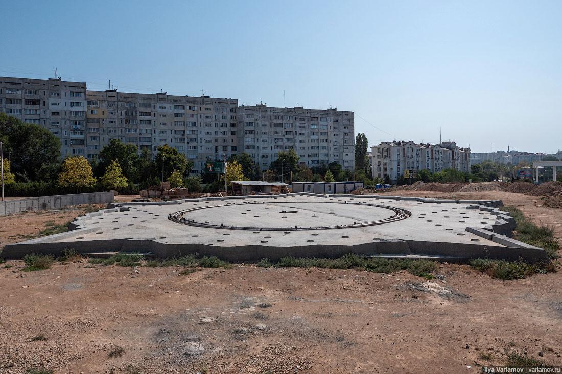 Картинки по запросу парк победы севастополь разворовали