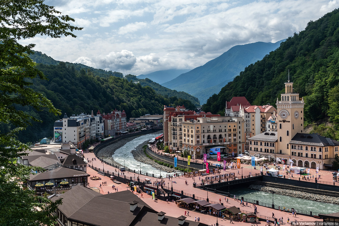 "See how beautiful the world is without football! can, Khutor "", always,"" Rose, this, resort, AZIMUT, paths, hotels, will, waterfalls, some, ""Rose, Here, to, make, hotels, well, you are afraid, which"