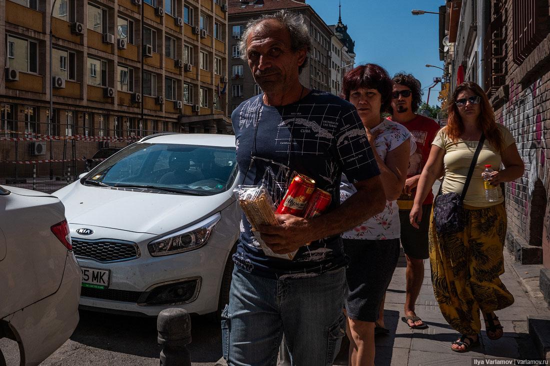 София: 16-й российский миллионник