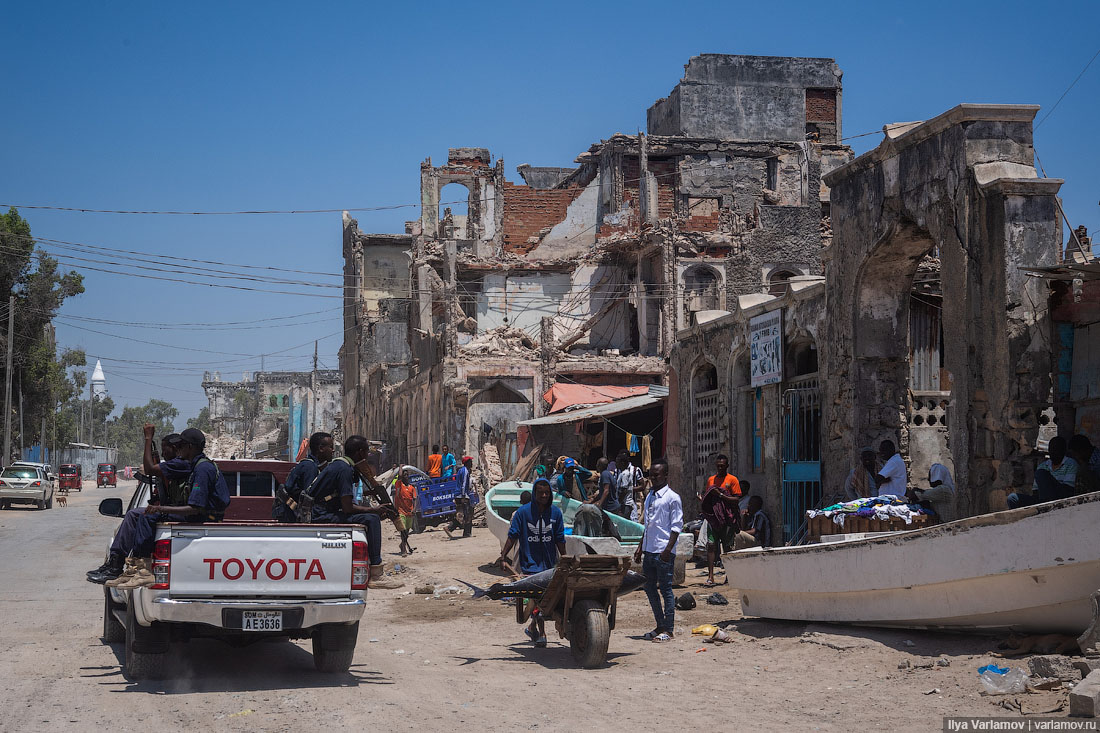 сомали фото домов