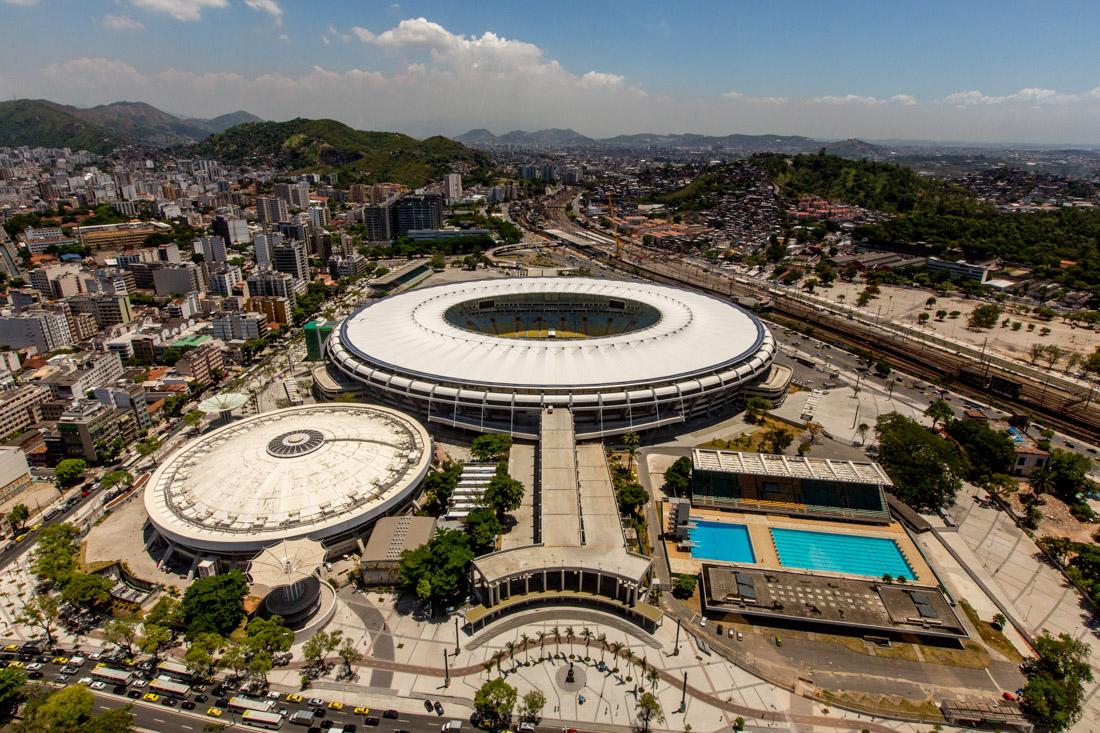 10 самых красивых стадионов мира