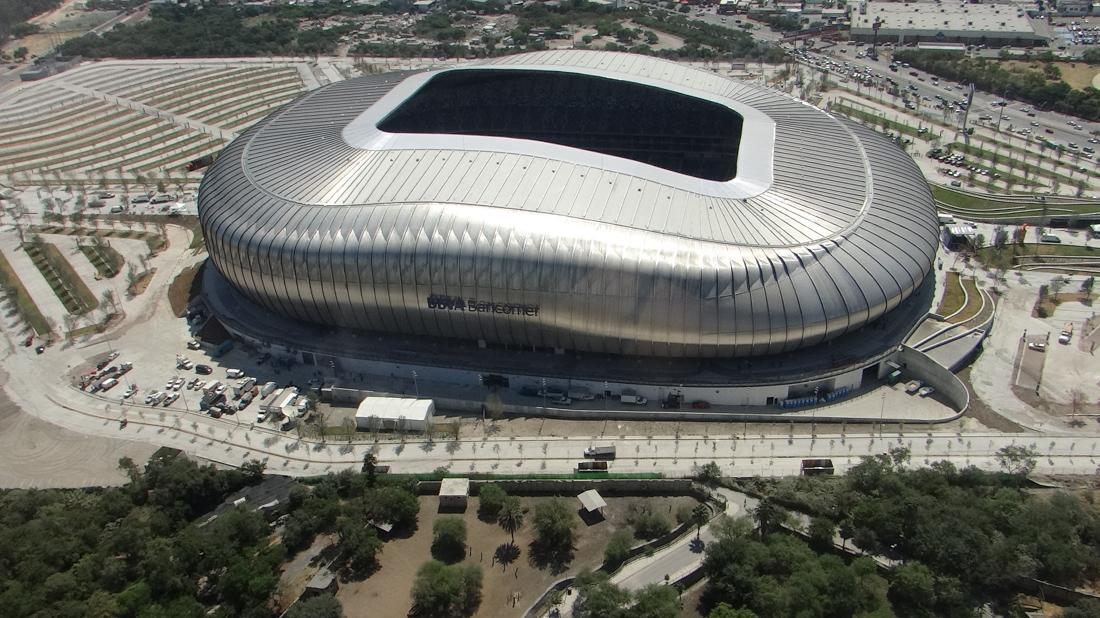 Лучшие стадионы россии фото
