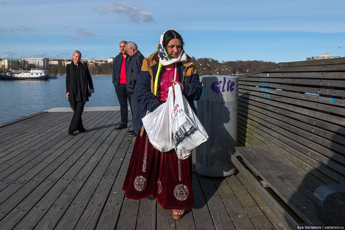 Стокгольм: город, удобный для людей