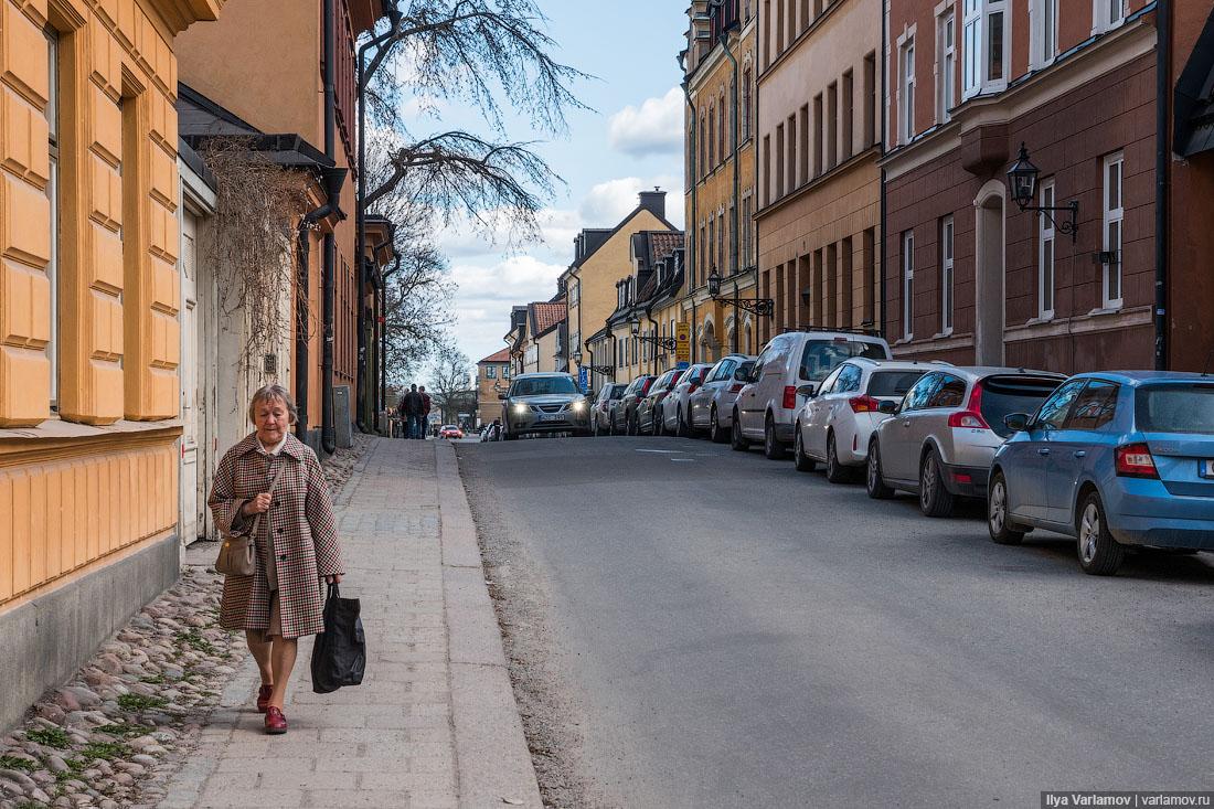 Шведские пенсионеры живут плохо и завидуют нашим