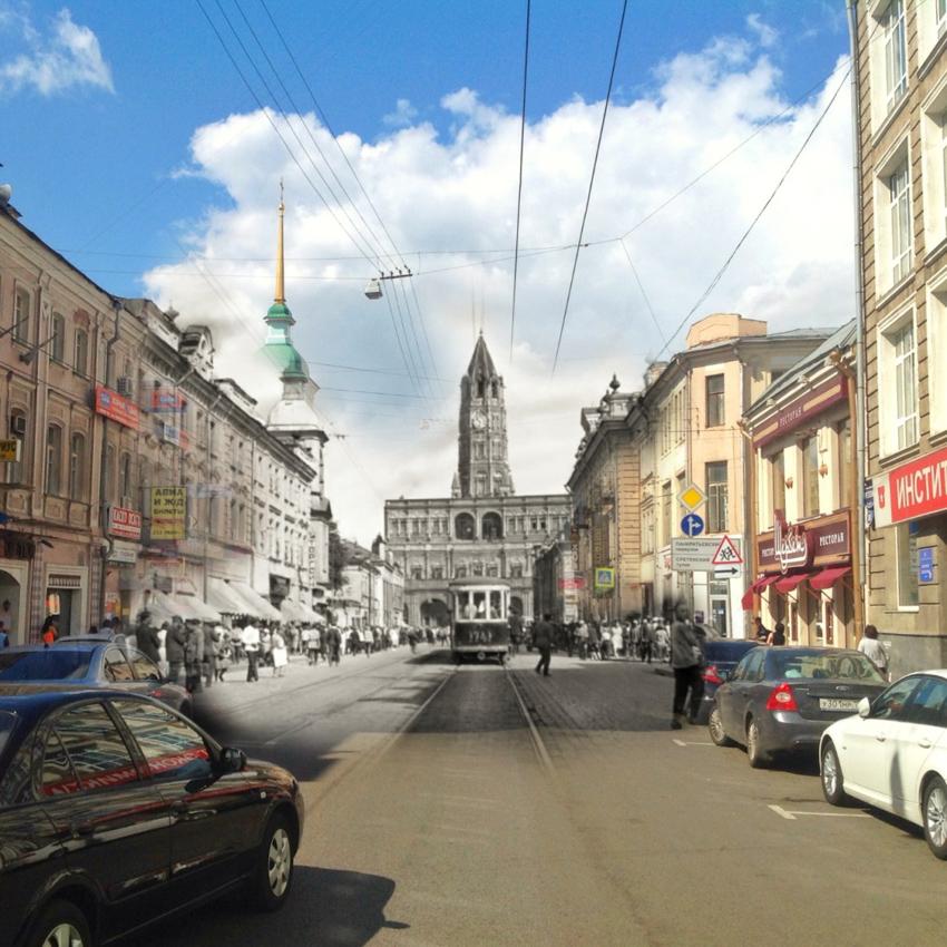 Вернём Москве Сухареву башню!