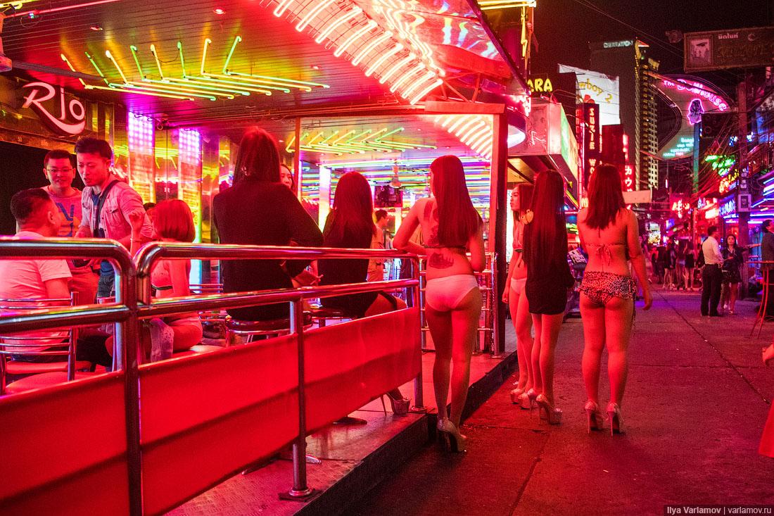 тайские шлюхи и секс