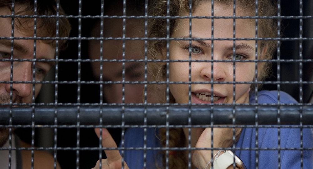 Что ждет Рыбку и Лесли в тайской тюрьме