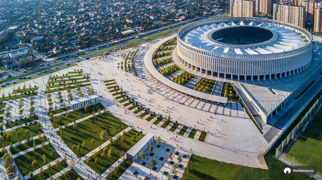 первая парк стадион краснодар фото быстро эффективно