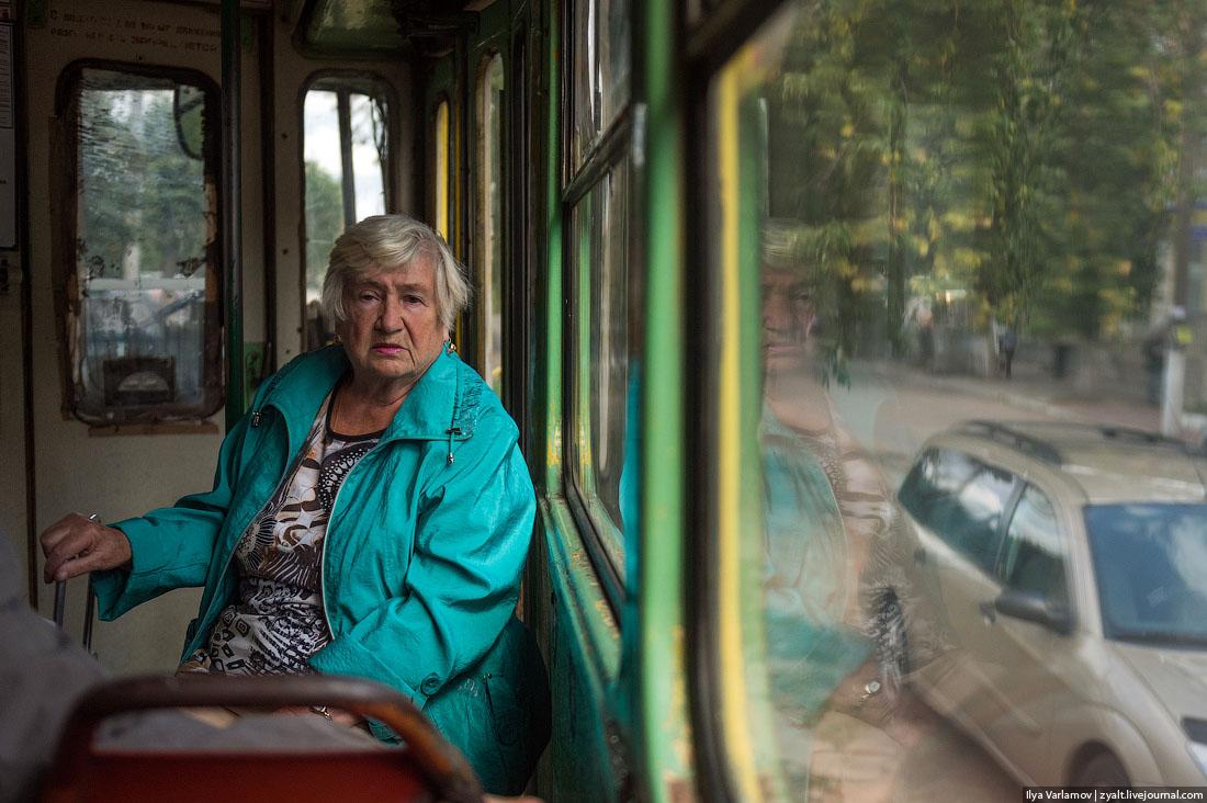 Почему русский трамвай не вывозит