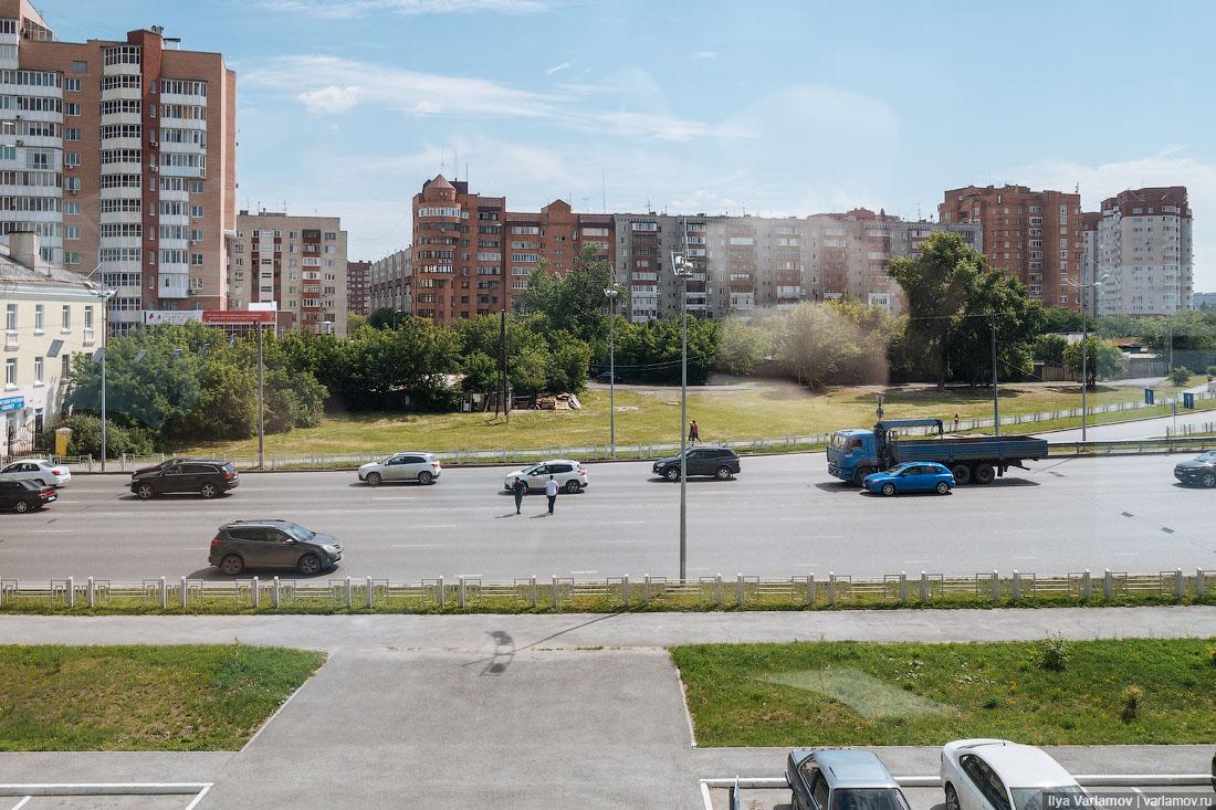 974724cec Тюмени, как и любому современному городу, нужно правильно выставить  приоритеты. Город должен быть удобным в первую очередь для пешехода.