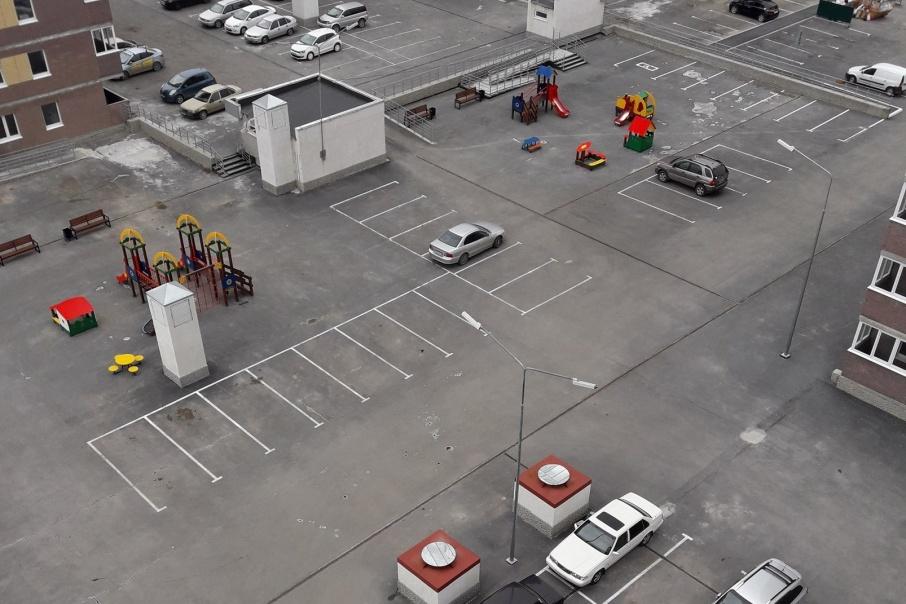 Парковочными местами вымощена дорога в ад