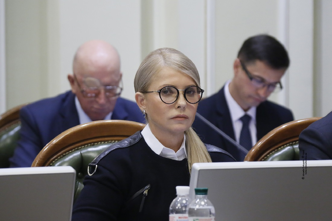 Чем Тимошенко лучше Порошенко