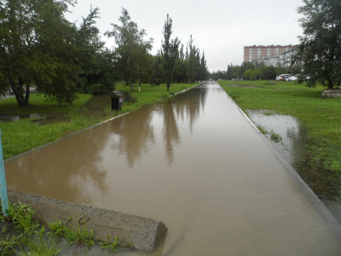 В Уссурийске хотят утопить 20 миллионов