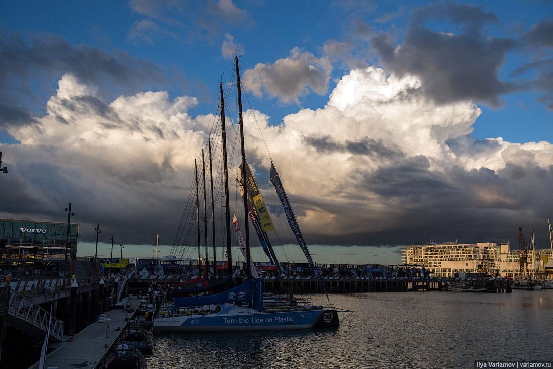 Volvo Ocean Race: девять месяцев ада