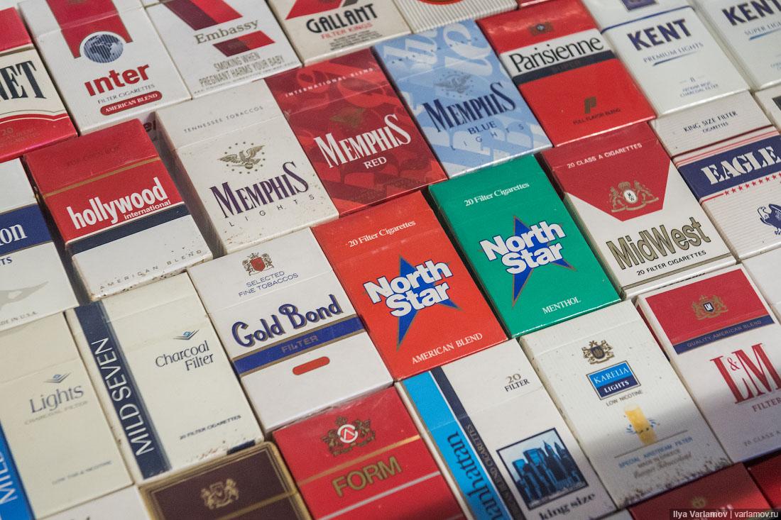 Картинки всех сигарет мира