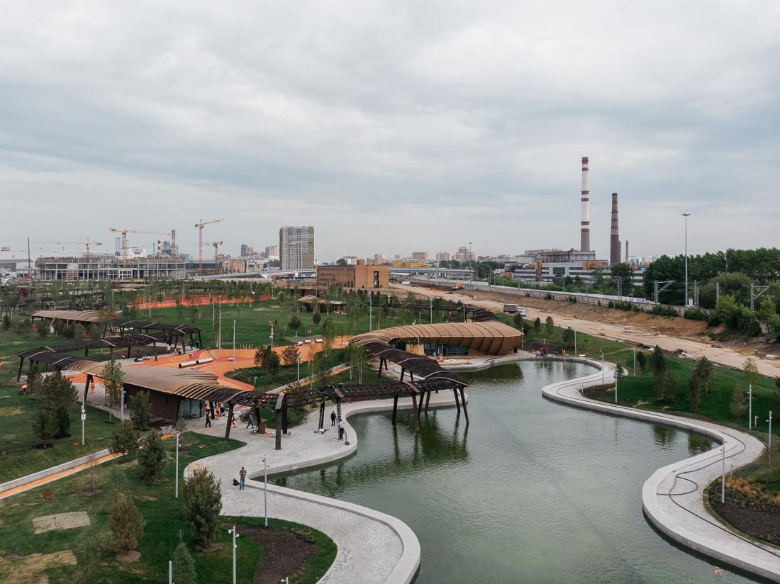 Как должен выглядеть каждый парк