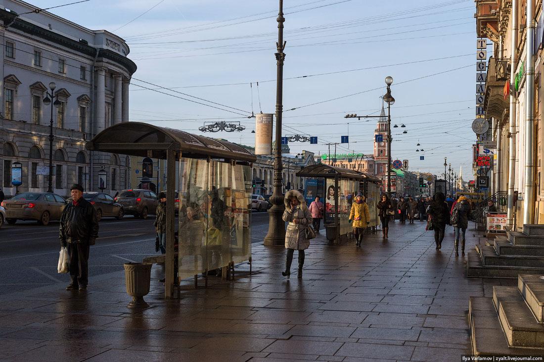 Как испортить самый европейский город России