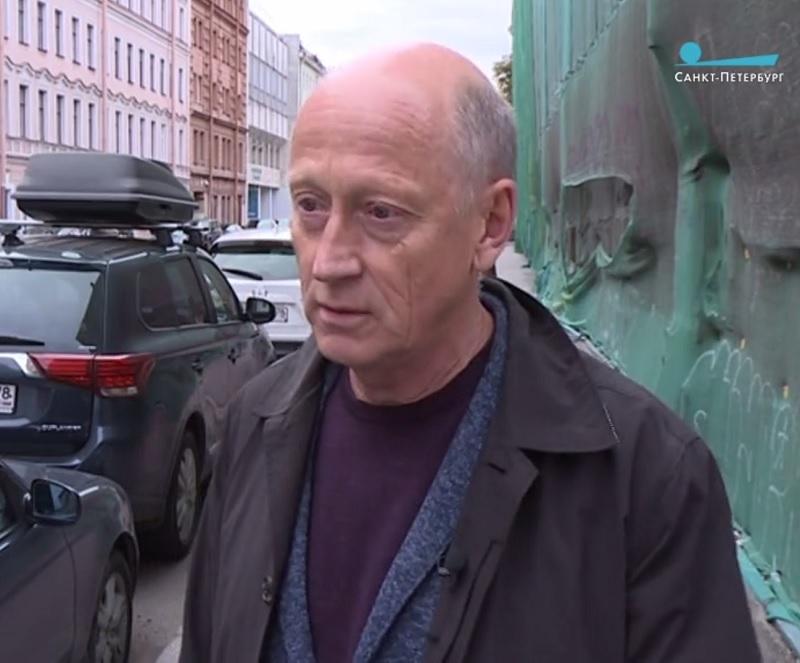 Правнук инженера Шухова призывает снести Петербург