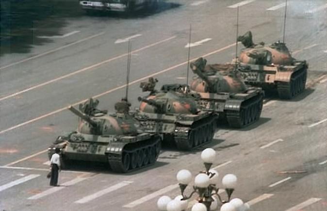 Площадь Тяньаньмэнь и журналистская этика