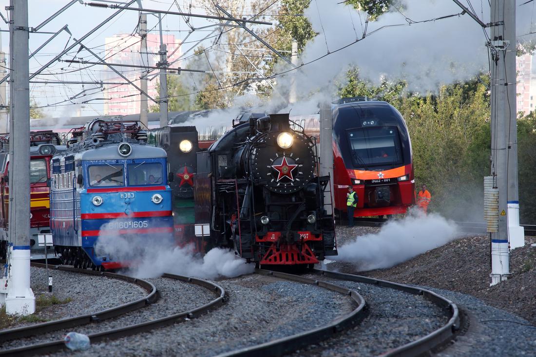Поездатая Россия