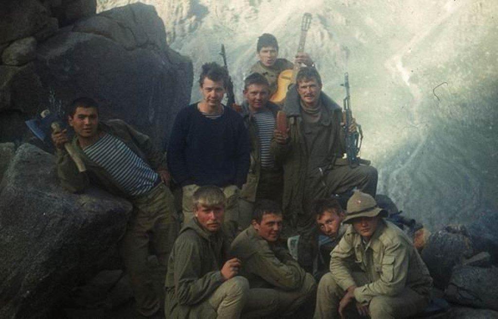 Тридцать лет выводу советских войск из Афганистана
