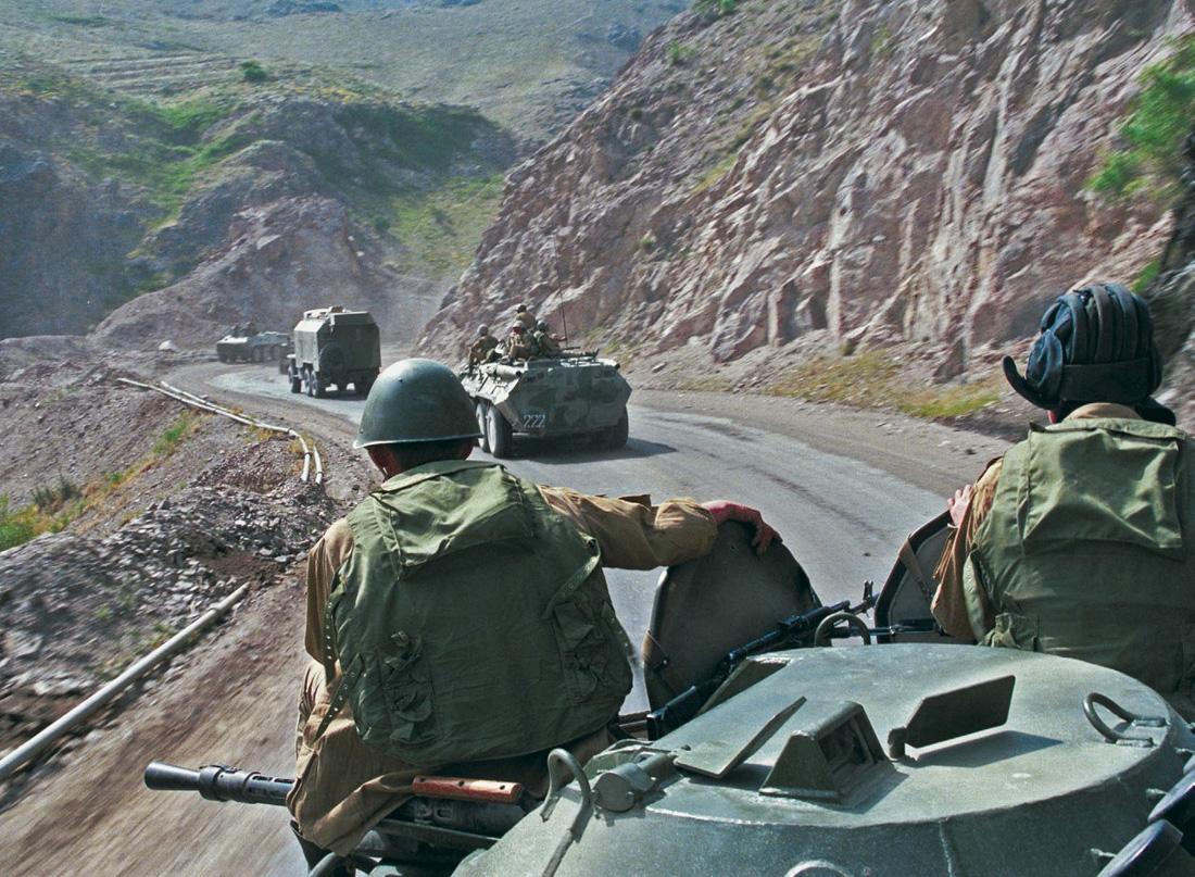 ряду цветные фото советских войск в афганистане самое