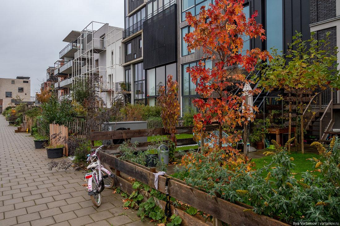 Современная застройка Амстердама, которую вы еще не видели