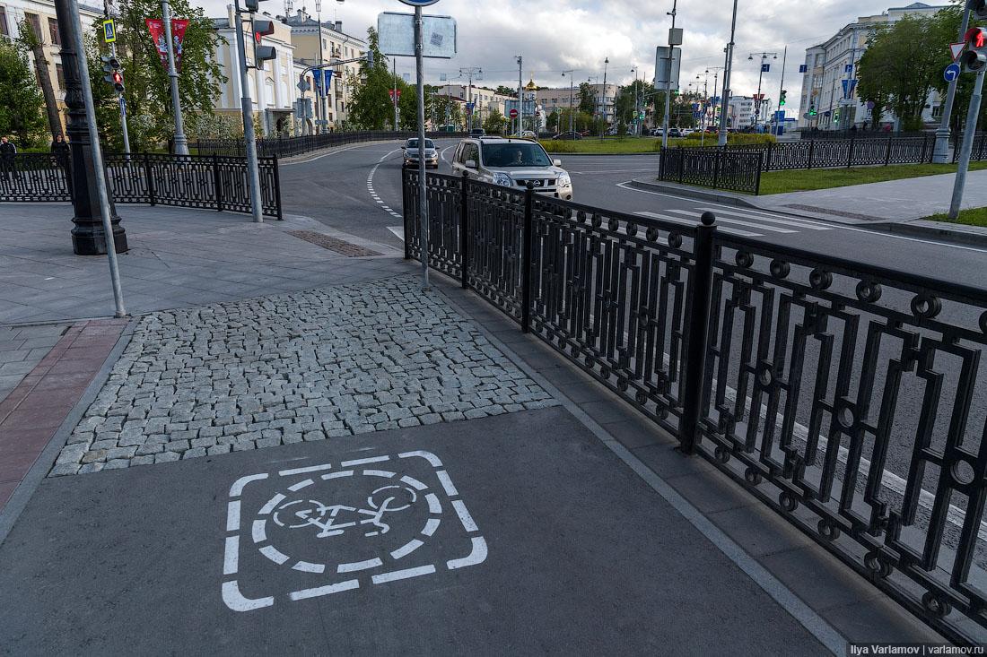 В Москве уберут противопешеходные заборы?